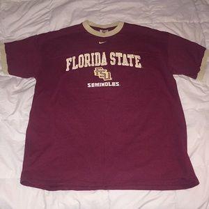ike florida state seminoles t-shirt